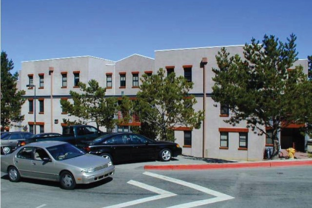 Recent upgrades improved privacy, added kitchens and increased living space in barracks at the Presidio of Monterey, Calif. The Presidio is home to the Defense Language Institute's Foreign Language Center.