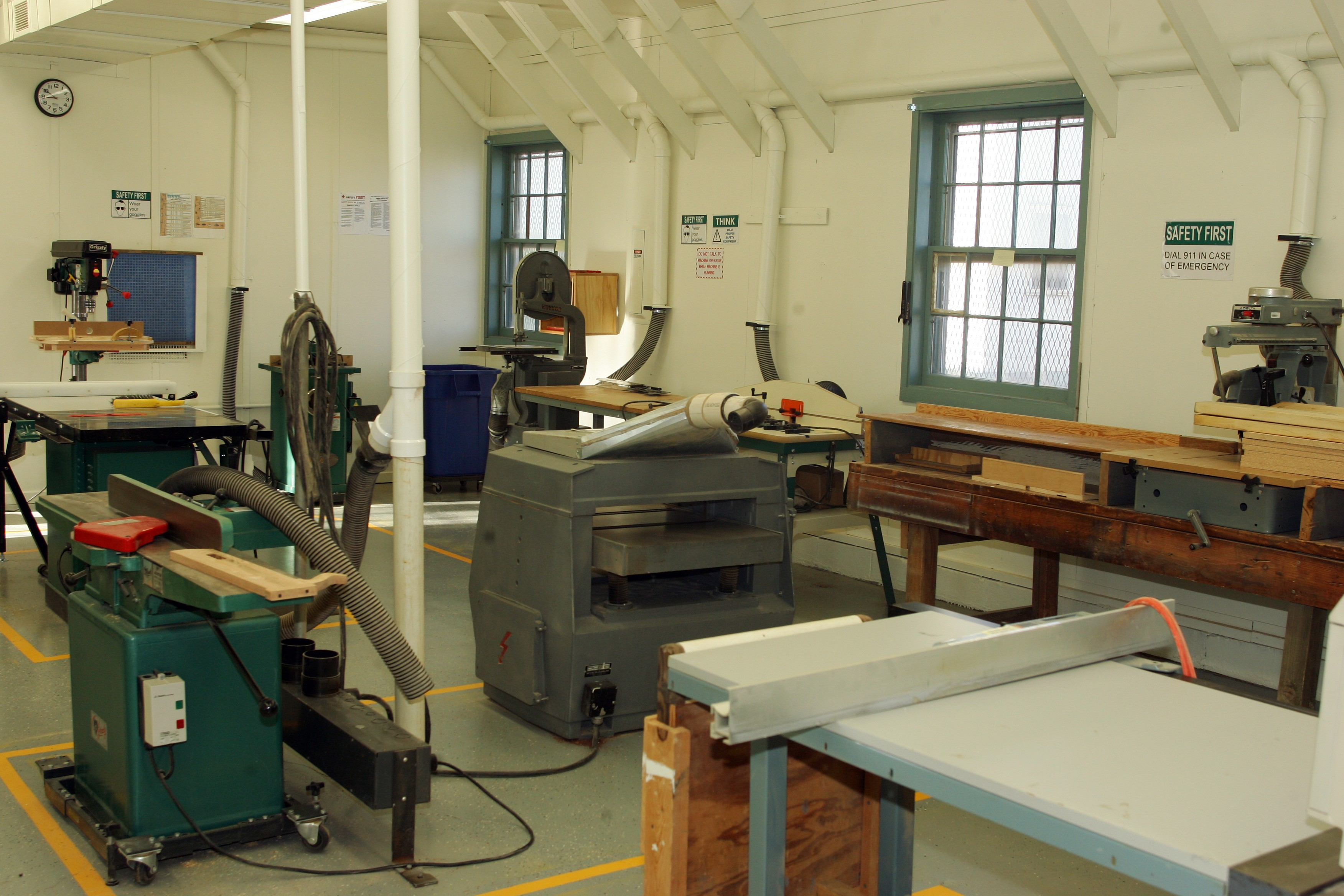 Fort Mccoy Boss Woodshop Reopens With New Look Article The