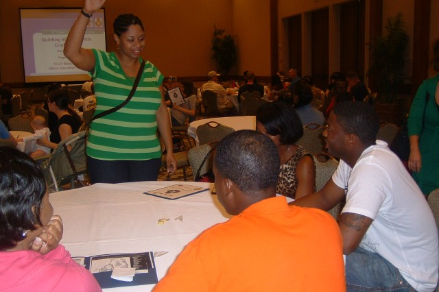 Couples, singles learn relationship skills during strong bonds retreat