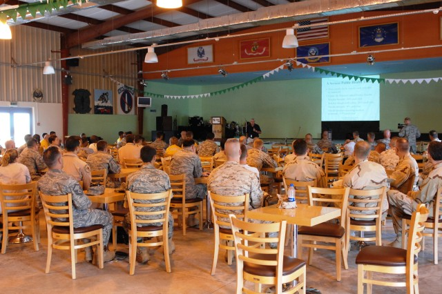 Camp Lemonier takes part in Safety Day activities