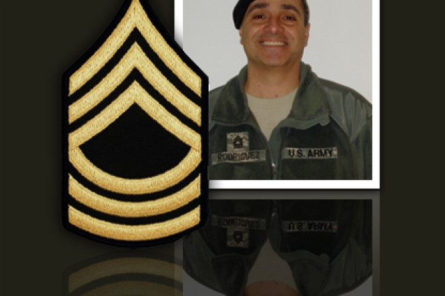 Year of the NCO: Master Sergeant