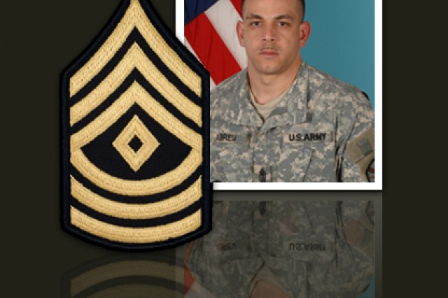 Year of the NCO: First Sergeant