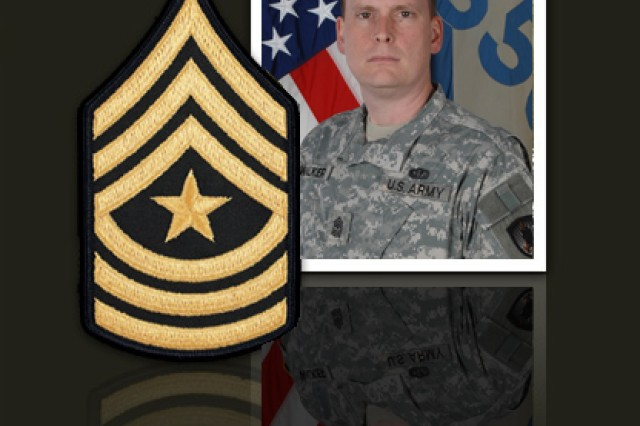 Year of the NCO: Sergeant Major
