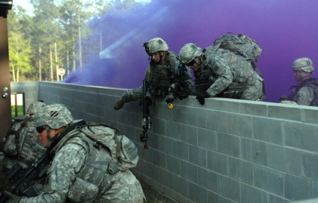 3HBCT Smoke Grenade