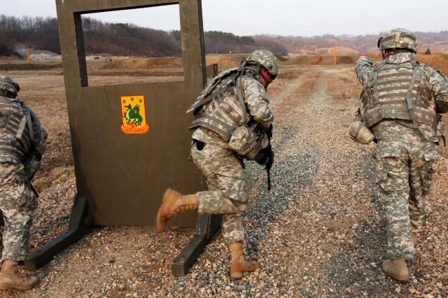 Junior leaders get certified at 'Warrior Base'