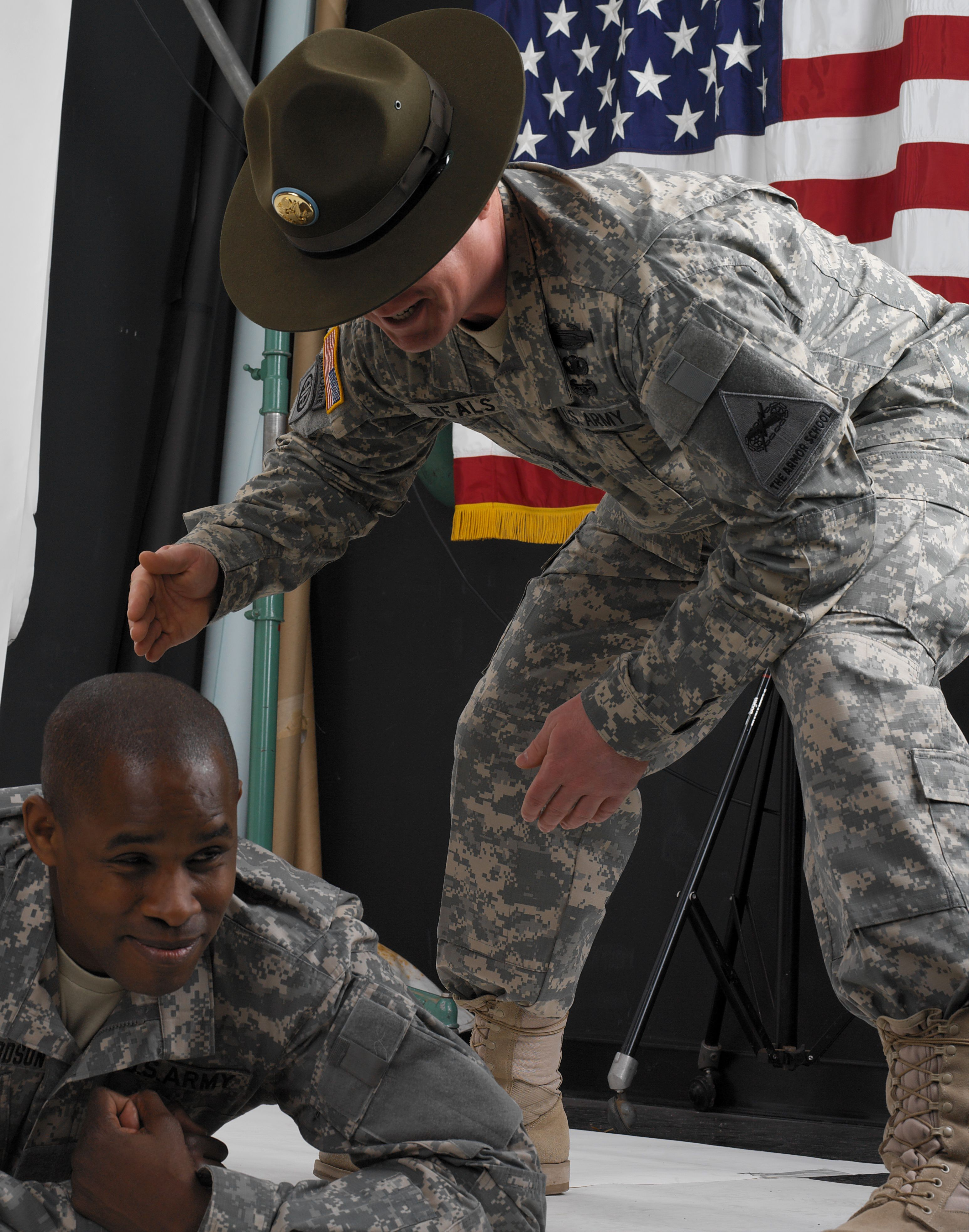 Drill Sergeants debunk myths | Article | The United States Army