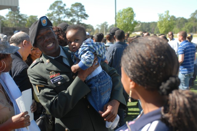 Soldier Becomes U.S. Citizen
