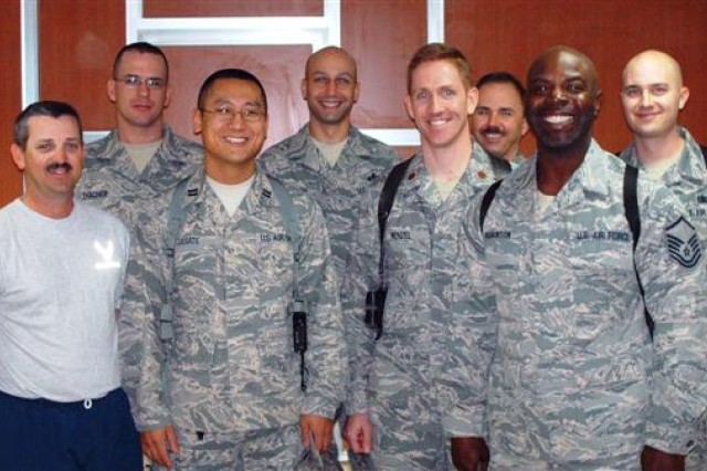 8 Airmen assist and advise 11 fuel farms in Iraq