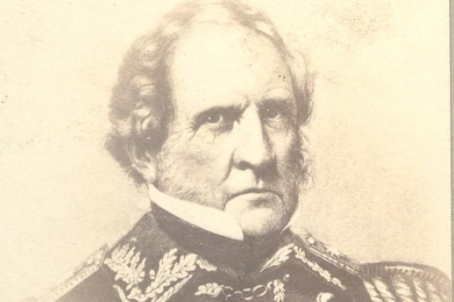 Major General Winfield Scott