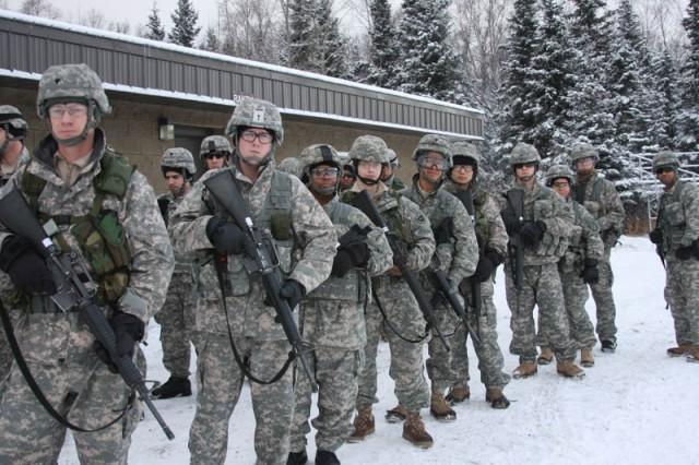 USARAK NCOs in Action: Zero Range