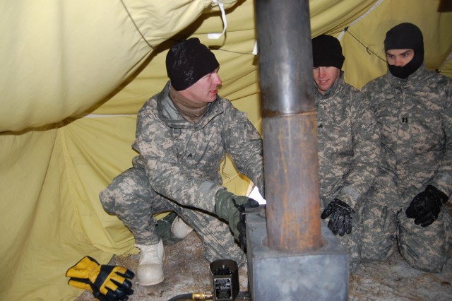 USARAK NCOs in Action: Arctic Light Individual Training