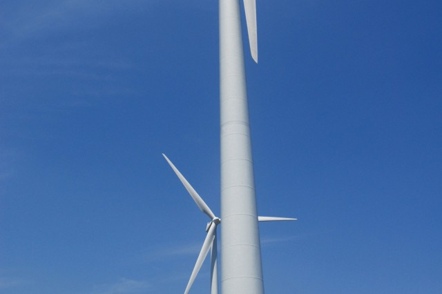 GITMO wind turbines save energy