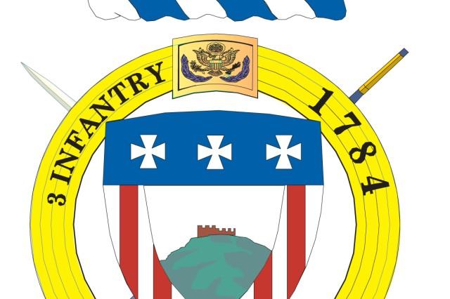 The 3d US Infantry Regiment