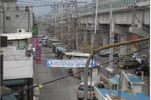 Bosandong as it is today. Popularly known as the 'ville; ' the city has earmarked 5 billion won for renovation to begin the first week of May. - Courtesy photo