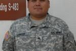Sgt. Raymond Lancer, 52nd Ordnance Company