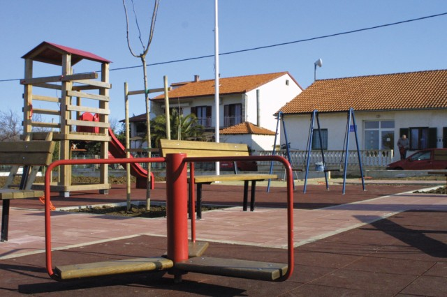 The $130,000 renovations to the playgrounds and school were officially unveiled March 16 in a dedication ceremony in Debeljak, Croatia. The playground equipment was furnished through a partnership with the U.S. Embassy Zagreb and the local community.