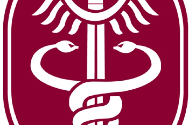 U.S. Army Medical Department patch insignia