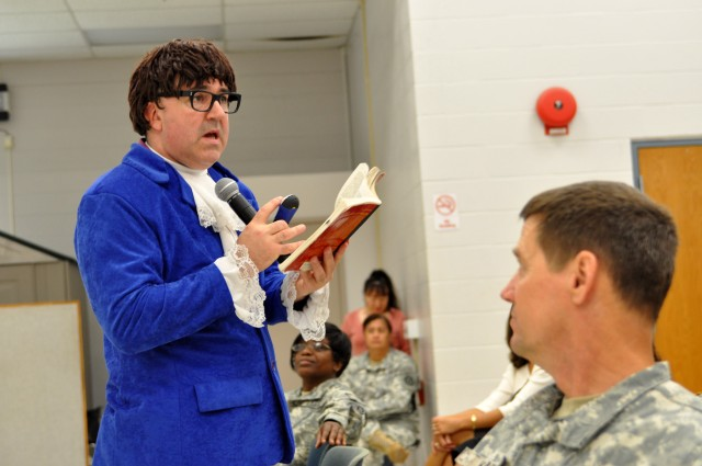 'Voices of Men' Informs, Educates Hawaii Soldiers