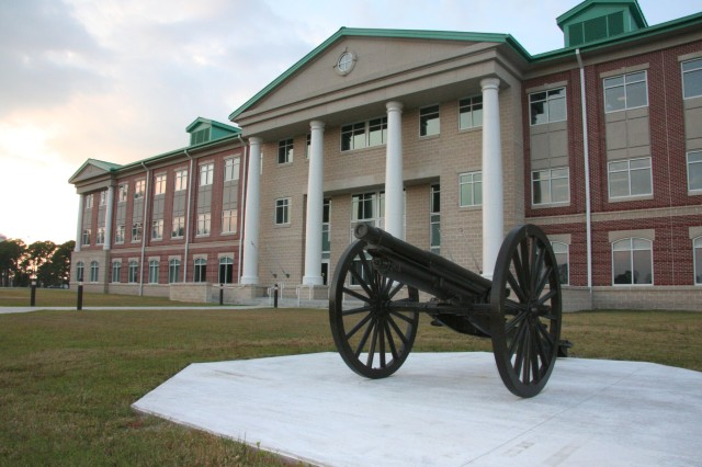 File photo of 3rd Infantry Division Headquarters on Fort Stewart, Ga.
