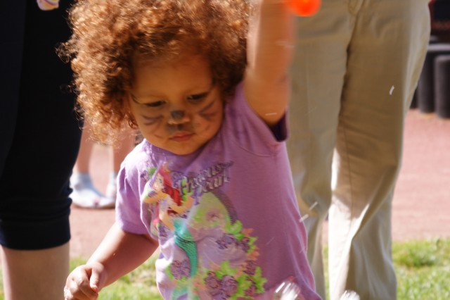 Heidelberg celebrates Month of the Military Child