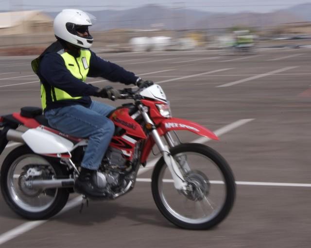 WSMR Motorcycle Training