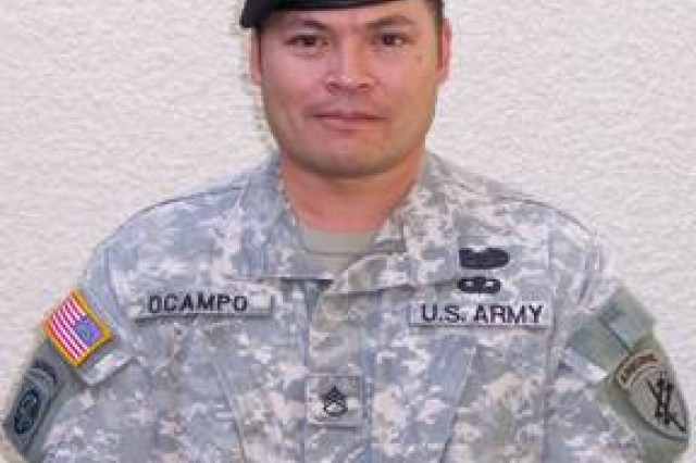 Staff Sgt. Anthony Ocampo