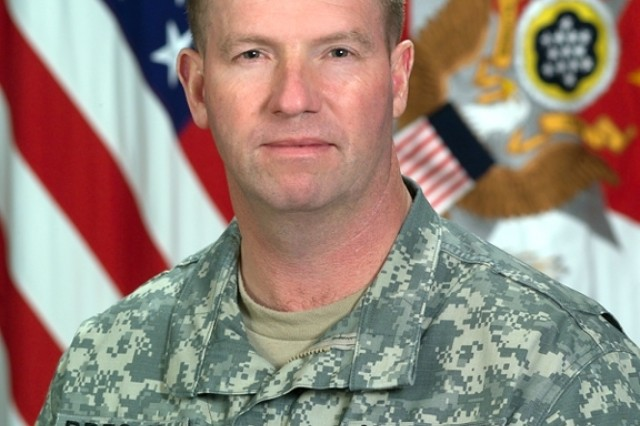 SMA Kenneth O. Preston, Sergeant Major of the U.S. Army