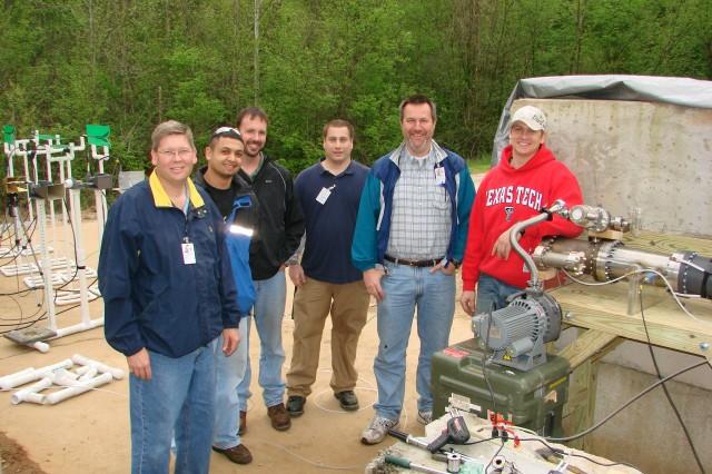 Texas Tech University team