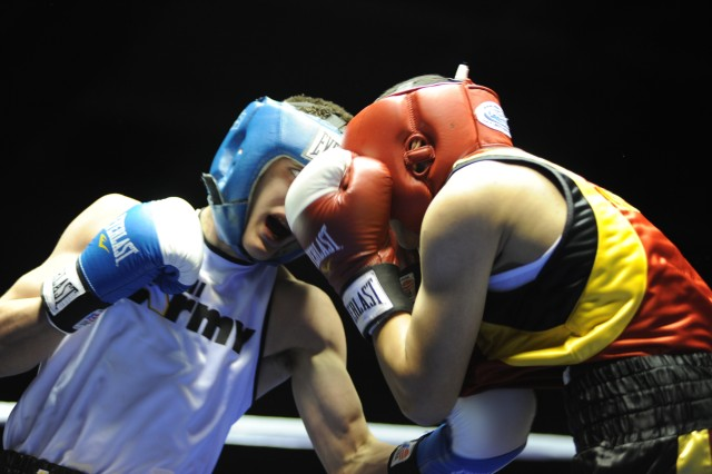 Seven Soldiers strike gold as All-Army dominates Armed Forces Boxing Championships