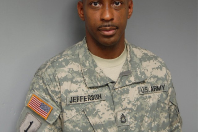 Sgt. 1st Class Chartlon Jefferson, a network operations noncommissioned officer with the 93rd Signal Brigade, hopes to get a fictional book he wrote based on real-life Soldier experiences published this summer.""