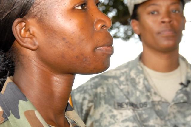 Mentoring in Liberia