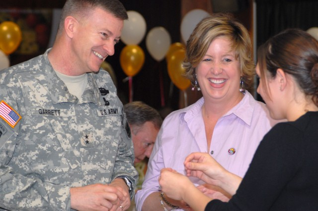 U.S. Army Africa recognizes military spouses