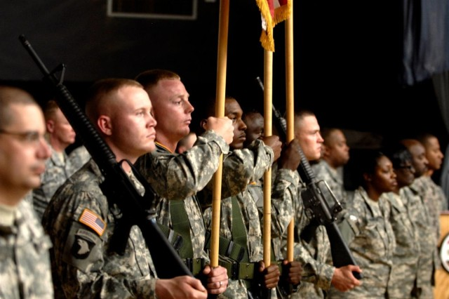 Fort Drum Soldiers Hand Over Al Asad Sustainment Mission