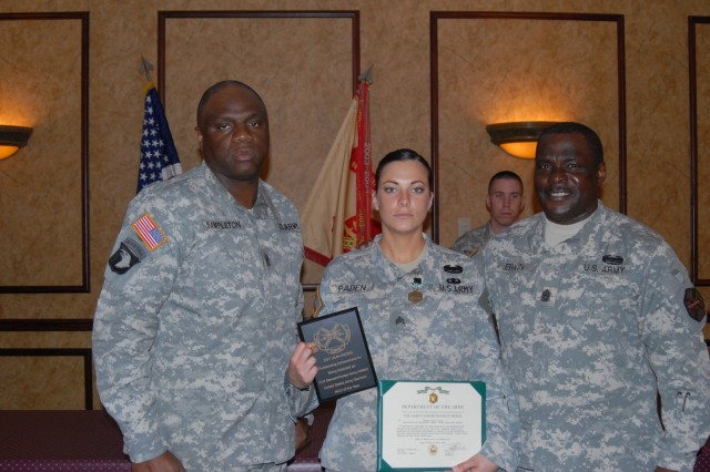 NCO of the Year