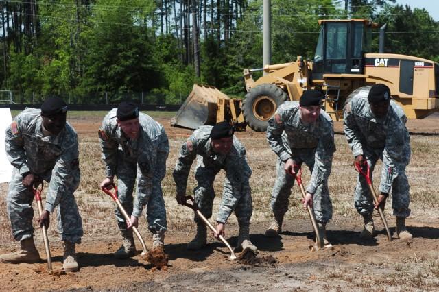 Warrior Transition Unit Groundbreaking