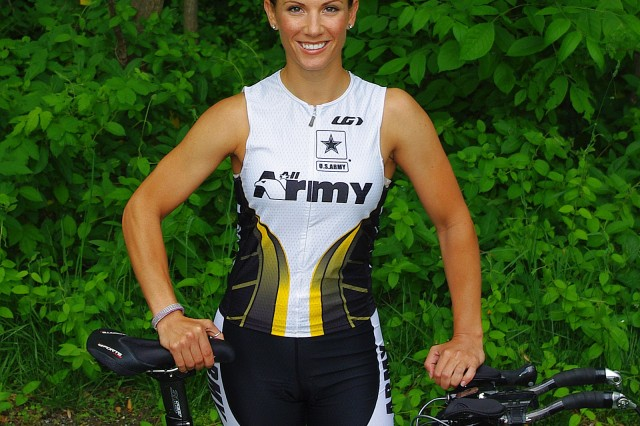 Fort Meade Soldier named to All-Army Triathlon Team