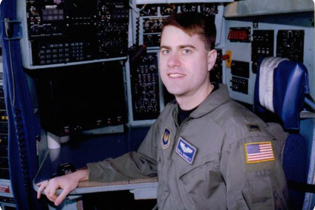 CPT Burnett, USAF