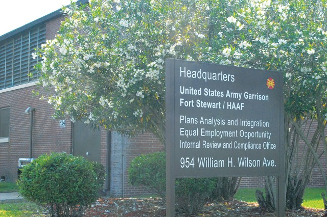 Fort StewartAca,!a,,cs U.S. Army Garrison headquarters, building 624, is named for local Revolutionary War hero Robert Sallette. Sallette was a scout who developed a fierce reputation fighting Tories in Liberty County, Ga.