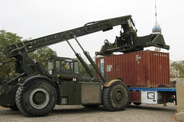 Sustainers receives KALMAR training