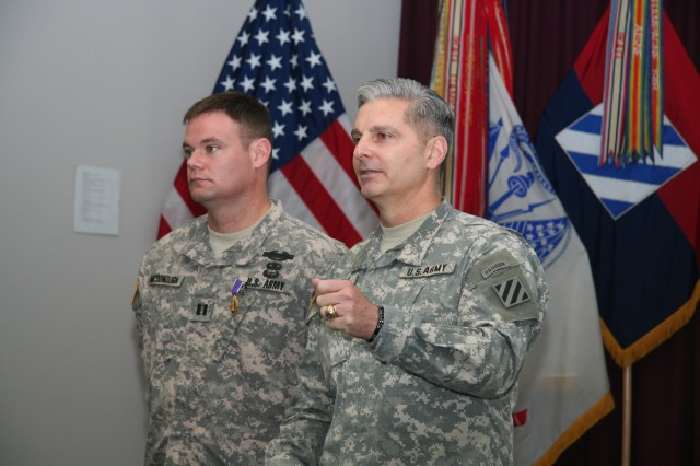 Marne Soldier Awarded Second Purple Heart