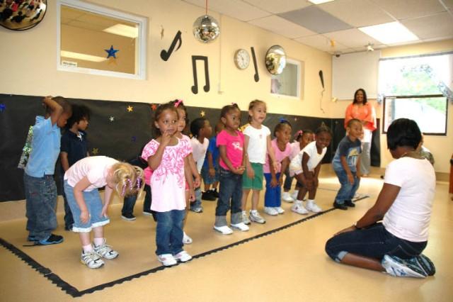 Talent show puts CDC children in spotlight