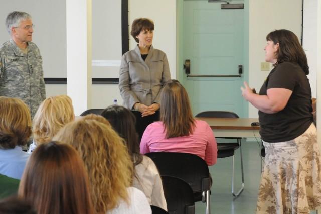 CSA Casey explores Fort Carson concerns