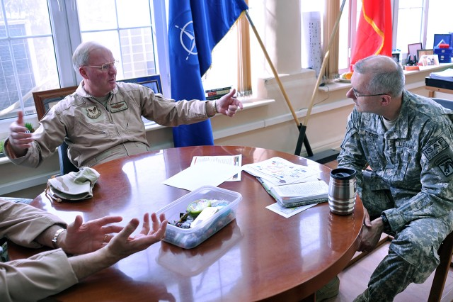 Guard Bureau Chief Sees Peacekeeping as Likely National Guard Mission