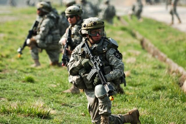 Iron Brigade tests its mettle in Warrior Focus II