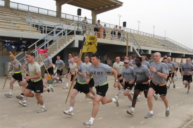 Highlander Infantry Soldiers promote good fun