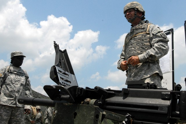 Year of the NCO: 15th SB NCOs train to fight