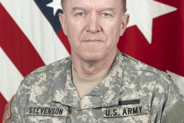 Lt. Gen. Mitchell H. Stevenson