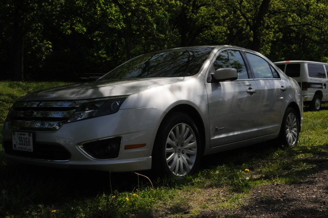 DOL goes green with new cars