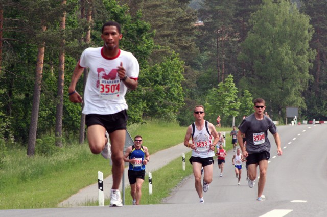 Graf to host Europe Army 10-Miler June 27