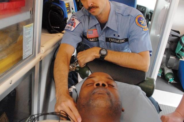 Post EMS earns top region award